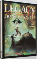 Books:Art & Architecture, Frank Frazetta [subject]. Arnie Fenner & Cathy Fenner [editors]. Legacy. Underwood Books, 1999. First edition, first...