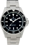 Timepieces:Wristwatch, No Shipping into the U.S. - Rolex Ref. 14060 Steel Oyster Perpetual Submariner, circa 2000. ...