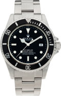 Timepieces:Wristwatch, No Shipping into the U.S. - Rolex Ref. 16600 Oyster Perpetual Sea-Dweller circa 1999 . ...