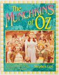 Books:Biography & Memoir, [Wizard of Oz]. Stephen Cox. SIGNED. The Munchkins of Oz.Cumberland House, 1996. First edition, first printing. S...