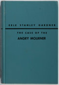 Books:Mystery & Detective Fiction, Erle Stanley Gardner. INSCRIBED. The Case of the Angry Mourner. Morrow, 1951. First edition, first printing. Signe...