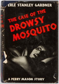 Books:Mystery & Detective Fiction, Erle Stanley Gardner. INSCRIBED. The Case of the DrowsyMosquito. Morrow, 1943. Third printing. Signed and inscrib...