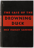 Books:Mystery & Detective Fiction, Erle Stanley Gardner. INSCRIBED. The Case of the Drowning Duck. Morrow, 1942. First edition, first printing. S...