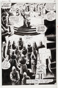 Original Comic Art:Splash Pages, Gene Colan and Mike Esposito Sub-Mariner #43 Page 17Original Art (Marvel, 1971)....