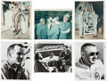 "Explorers:Space Exploration, Apollo 1 (AS-204) Collection of Original Photos Including Seven with ""Red Numbers."" ..."