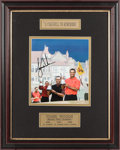 Golf Collectibles:Autographs, Tiger Woods Signed Photograph....