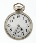 Timepieces:Pocket (post 1900), E. Howard 21 Jewel Series 11 Chronometer. ...