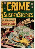 Golden Age (1938-1955):Horror, Crime SuspenStories #4 (EC, 1951) Condition: FN....