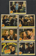 "Movie Posters:Comedy, The Golden Fleecing (MGM, 1940). Title Lobby Card and Lobby Cards (6) (11"" X 14""). Comedy. ... (Total: 7 Items)"