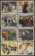 """Movie Posters:Romance, That Forsyte Woman (MGM, 1949). Lobby Card Set of 8 (11"""" X 14""""). Released in the UK as """"The Forsyte Saga."""" Romance. ... (Total: 8 Items)"""