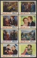 """Movie Posters:Romance, The Great Man's Lady (Paramount, 1941). Lobby Card Set of 8 (11"""" X 14""""). Romance. ... (Total: 8 Items)"""