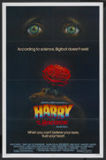 "Movie Posters:Comedy, Harry and the Hendersons Lot (Universal, 1987). One Sheets (2) (27"" X 41""). Comedy. ... (Total: 2 Items)"
