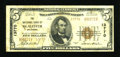 National Bank Notes: , McAlester, OK - $5 1929 Ty. 2 The NB of McAlester Ch. # 13770. ...
