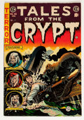 Golden Age (1938-1955):Horror, Tales From the Crypt #45 (EC, 1954) Condition: FN/VF....