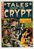 Golden Age (1938-1955):Horror, Tales From the Crypt #34 (EC, 1953) Condition: VG....
