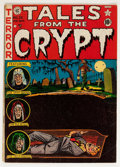 Golden Age (1938-1955):Horror, Tales From the Crypt #28 (EC, 1952) Condition: VG-....