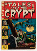 Golden Age (1938-1955):Horror, Tales From the Crypt #22 (EC, 1951) Condition: GD/VG....