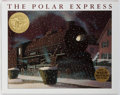 Books:Children's Books, Chris Van Allsburg. SIGNED. The Polar Express. HoughtonMifflin, 1985. Later printing. Signed by the author on the...