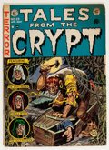 Golden Age (1938-1955):Horror, Tales From the Crypt #29 (EC, 1952) Condition: VG-....