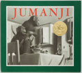 Books:Children's Books, Chris Van Allsburg. SIGNED. Jumanji. Houghton Mifflin, 1981.Later printing. Signed by the author on the title pag...
