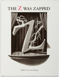Books:Children's Books, Chris Van Allsburg. INSCRIBED. The Z was Zapped. HoughtonMifflin, 1987. Later printing. Signed and inscribed by t...