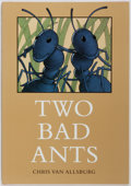 Books:Children's Books, Chris Van Allsburg. SIGNED. Two Bad Ants. Houghton Mifflin,1988. Later printing. Signed by the author on the titl...