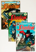 Bronze Age (1970-1979):Miscellaneous, The Shadow #1-8 Group (DC, 1973-74) Condition: Average NM-....(Total: 8 Comic Books)