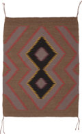 American Indian Art:Weavings, A NAVAJO REGIONAL RUG...