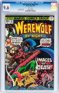 Bronze Age (1970-1979):Horror, Werewolf by Night #36 (Marvel, 1976) CGC NM+ 9.6 White pages....