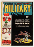 Golden Age (1938-1955):War, Military Comics #8 (Quality, 1942) Condition: VG-....