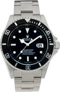 Timepieces:Wristwatch, No Shipping into the U.S. - Rolex Ref. 16610 Steel Oyster PerpetualSubmariner, circa 2000. ...