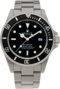 Timepieces:Wristwatch, No Shipping into the U.S. - Rolex Ref. 16600 Oyster Perpetual Sea-Dweller, circa 1999 . ...