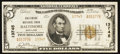 National Bank Notes:Maryland, Baltimore, MD - $5 1929 Ty. 2 Baltimore NB Ch. # 13745. ...