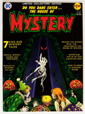 Bronze Age (1970-1979):Horror, Limited Collectors' Edition #23 House of Mystery (DC, 1973)Condition: NM-....