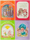 Books:Children's Books, [Children's Illustrated]. Group of Four Strawberry Shortcake Books.Various publishers and editions. 1982-1984. Publisher's ... (Total:4 Items)