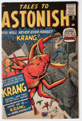 Silver Age (1956-1969):Horror, Tales to Astonish #14 (Marvel, 1960) Condition: VG-....