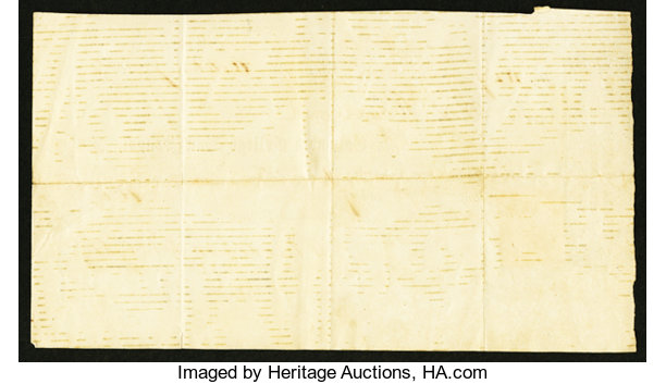 New York, (NY)- Columbia College Law School Tuition Receipt