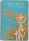 Books:Science Fiction & Fantasy, Robert W. Chambers. The Maker of Moons. Putnam, 1896. First edition, first printing. Original cloth. Minor wear ...