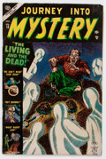 Golden Age (1938-1955):Horror, Journey Into Mystery #13 (Marvel, 1953) Condition: GD....