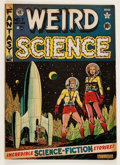 Golden Age (1938-1955):Science Fiction, Weird Science #7 (EC, 1951) Condition: FN-....