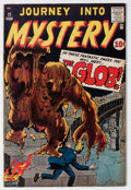Golden Age (1938-1955):Horror, Journey Into Mystery #72 (Marvel, 1961) Condition: FN-....