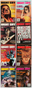 Books:Horror & Supernatural, [Twilight Zone Magazine]. Robert Bloch, Robert Silverberg,David J. Schow, Ramsey Campbell and others. Eight Issue... (Total:8 Items)