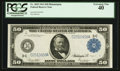 Fr. 1035 $50 1914 Federal Reserve Note PCGS Extremely Fine 40