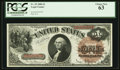 Large Size:Legal Tender Notes, Fr. 29 $1 1880 Legal Tender PCGS Choice New 63.. ...