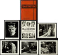 "Movie Posters:Horror, Frankenstein (Universal, 1931). Exhibitor Promotional (4.5"" X5.5"").. ... (Total: 13 Items)"