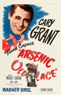 "Movie Posters:Comedy, Arsenic and Old Lace (Warner Brothers, 1944). One Sheet (27"" X41"").. ..."