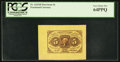 Fractional Currency:First Issue, Fr. 1231SP 5¢ First Issue Face PCGS Very Choice New 64PPQ.. ...