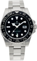 Timepieces:Wristwatch, No Shipping into the U.S. - Rolex Ref. 116710 Steel GMT Master II, circa 2007. ...