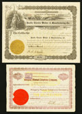 Miscellaneous:Other, Sons of Temperance and More Fine or Better.. ... (Total: 5 items)