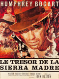 "Movie Posters:Film Noir, The Treasure of the Sierra Madre (Warner Brothers, R-1962). FrenchGrande (46"" X 61.5"").. ..."